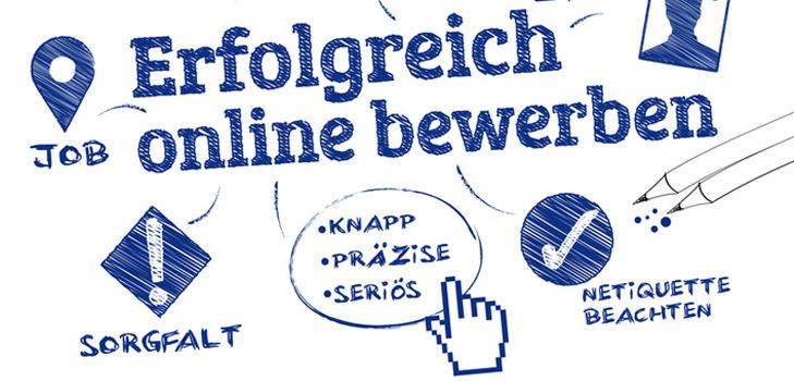 online bewerben mit sorgfalt und pdf den arbeitgeber berzeugen - Online Bewerbung Foto